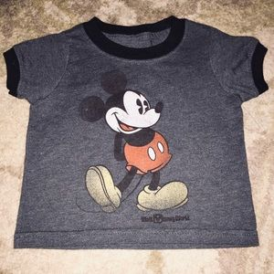 🎆EUC, Mickey Mouse Kid's Top, Authentic from Park